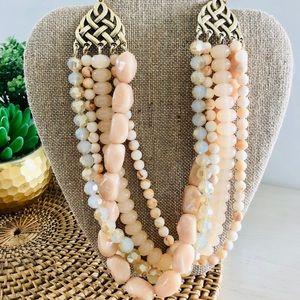 Banana Republic Multi-strand Necklace